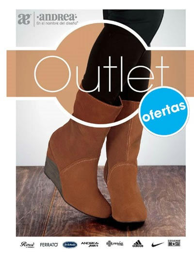 catalogos outlet digital andrea otono invierno 2014 mexico