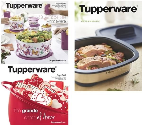 catalogos tuppeware 2017