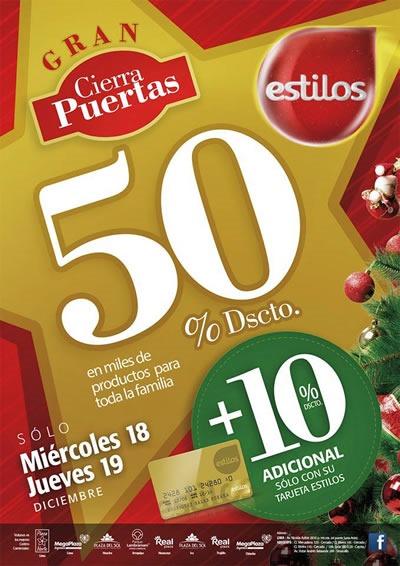 cierra puertas estilos navidad 18 19 diciembre 2013