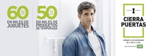 cierra puertas saga falabella 14 noviembre 2014