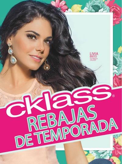 cklass catalogo rebajas temporada 2014