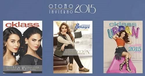 cklass catalogos otono invierno 2015