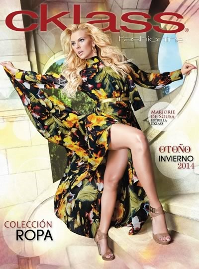 cklass coleccion de ropa otono invierno 2014 mexico