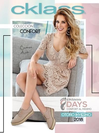 cklass confort 8days otono invierno 2018