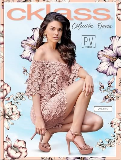 2b035db10 Catálogo Cklass DAMA Primavera Verano 2018
