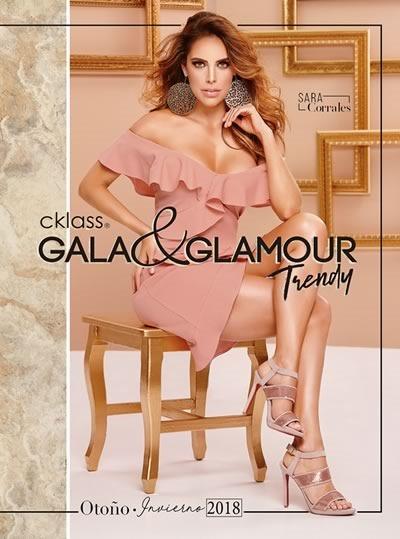 cklass gala glamour otono invierno 2018