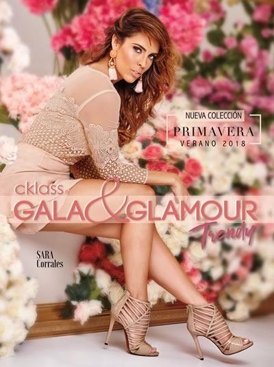 cklass gala glamour primavera verano 2018