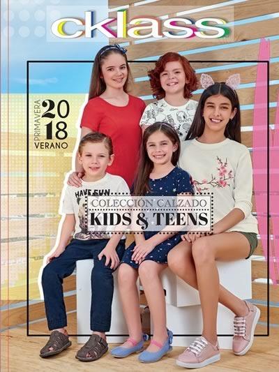 cklass kids teens primavera vearno 2018