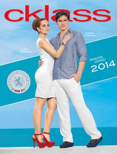 cklass primavera verano 2014 catalogo caballeros