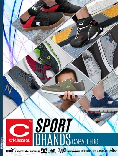 cklass sport brands 2017 dama caballero kids