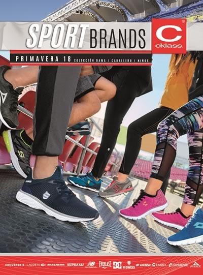 cklass sport brands primavera 2018