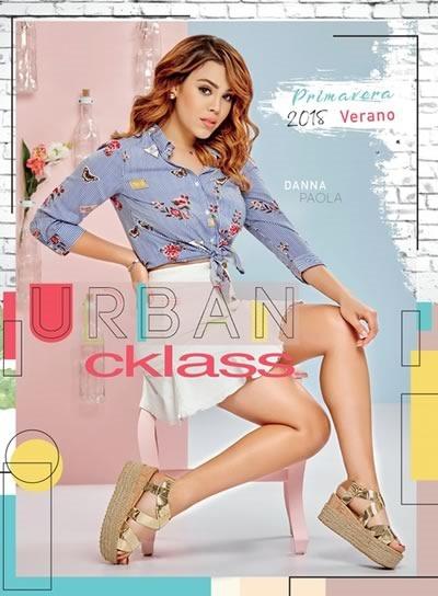 cklass urban primavera verano 2018