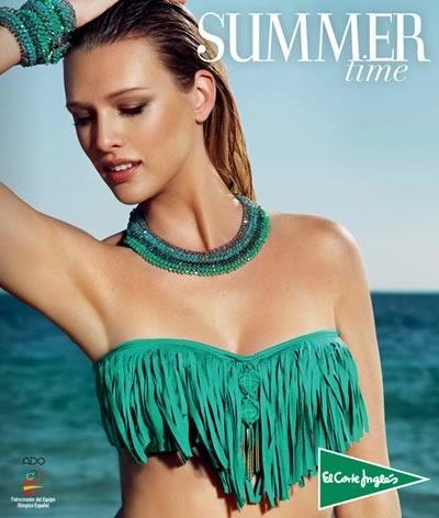 coleccion de bikinis tankinis trajes de bano banadores el corte ingles 2015