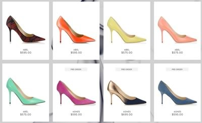 coleccion iconic pumps de jimmy choo - 01