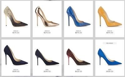 coleccion iconic pumps de jimmy choo - 02