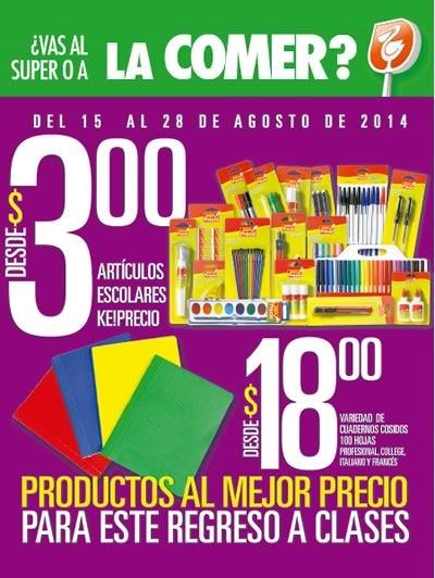 comercial mexicana catalogo ofertas agosto 2014