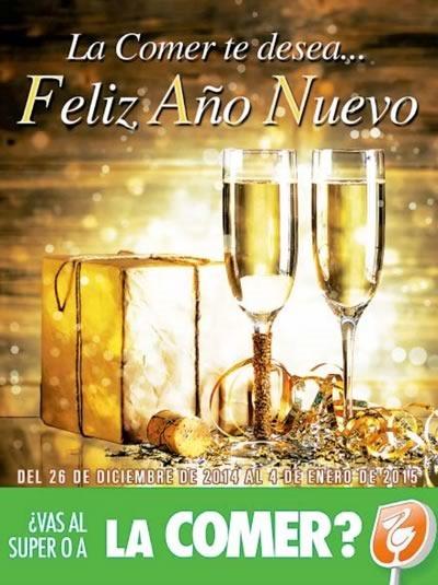 comercial mexicana catalogo ofertas ano nuevo 2015 mexico