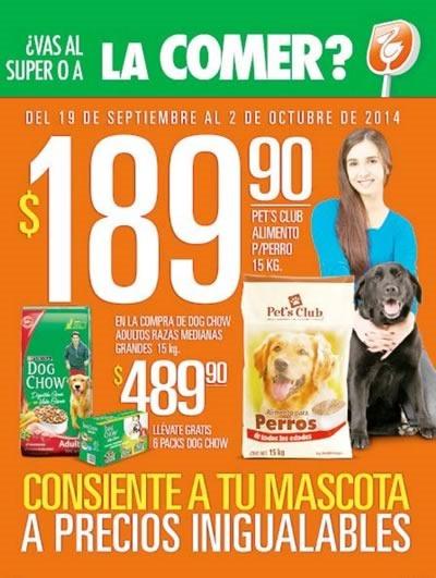 comercial mexicana folleto ofertas 19-09 al 02-10 del 2014