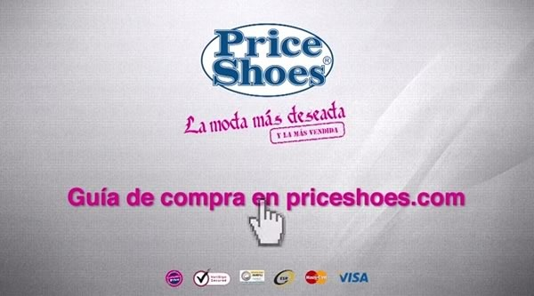 como comprar en price shoes por internet