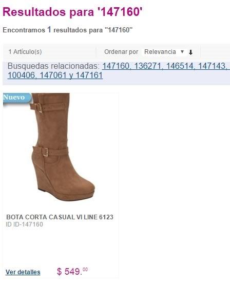 como saber precio producto price shoes 04