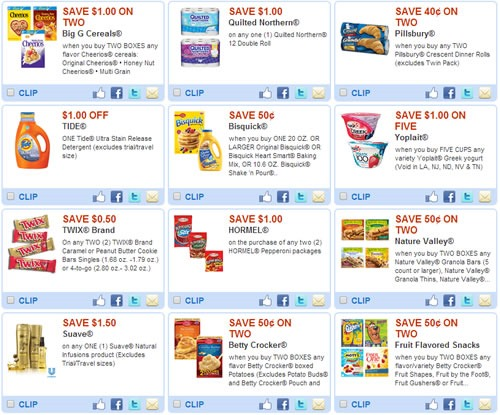 coupons walmart save money online