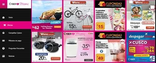 cyber mami 2015 peru ofertas 29 y 30 abril peru