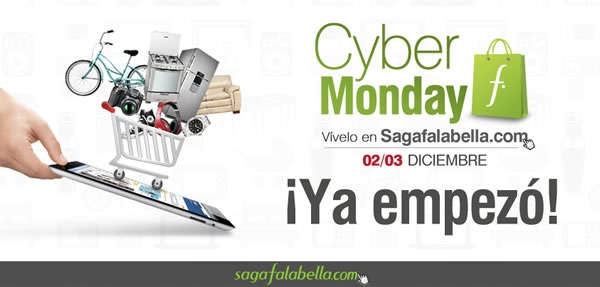 cyber monday 2013 saga falabella peru
