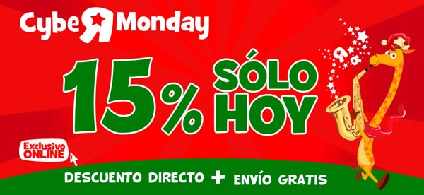 cyber monday 2013 toys r us espana