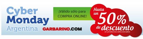 cyber monday garbarino 2013 argentina