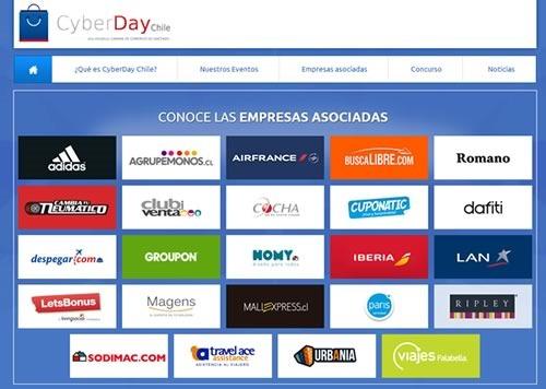 cyberday chile 2014 ofertas online del 29 julio