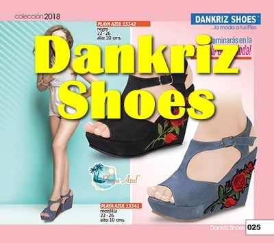 dankriz shoes dama pv 2018
