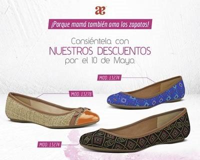 descuentos especiales calzado andrea mayo 2014 - descuentos