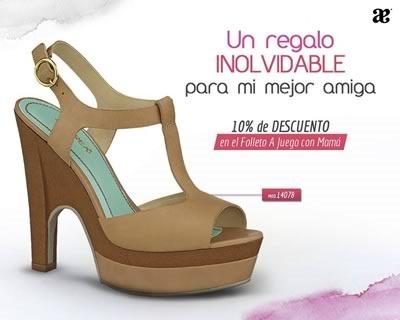 descuentos especiales calzado andrea mayo 2014 - zapatos