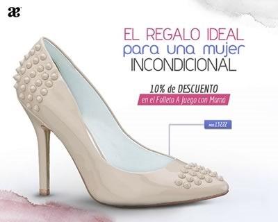 descuentos especiales calzado andrea mayo 2014