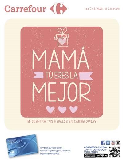 dia de la madre 2015 catalogo carrefour espana