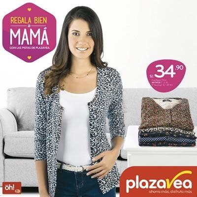 dia de la madre 2015 catalogo plaza vea moda