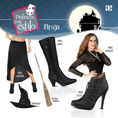 disfraces de halloween fashion con andrea 2013 mexico