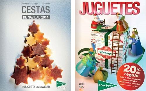 el corte ingles catalogos digitales navidad 2014