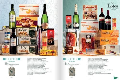 el corte ingles cestas navidad 2013 espana 4