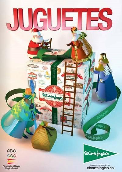 el corte ingles juguetes navidad 2014