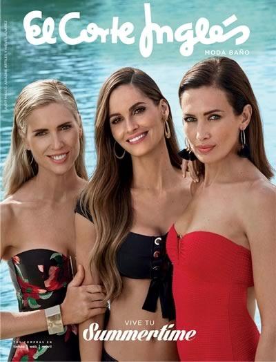 el corte ingles moda bano verano 2018
