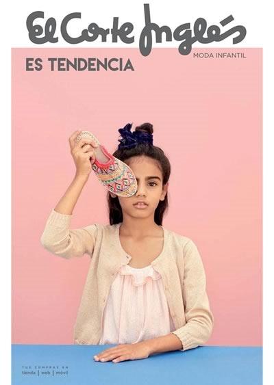 Cat logo moda infantil 2018 de el corte ingl s - Catalogo del corteingles ...