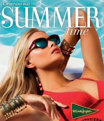 el corte ingles trajes de bano summer time 2014