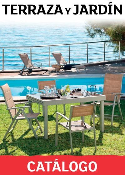 eroski catalogo terraza jardin 2014