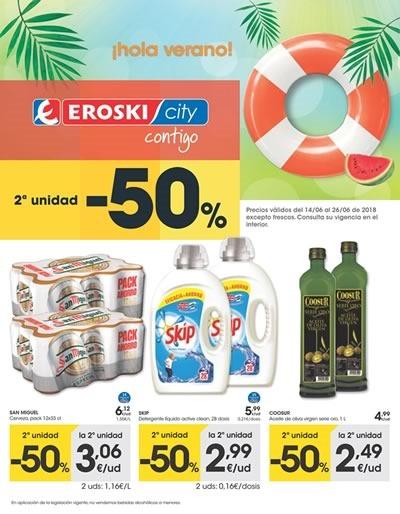 eroski espana ofertas 26 junio 2018