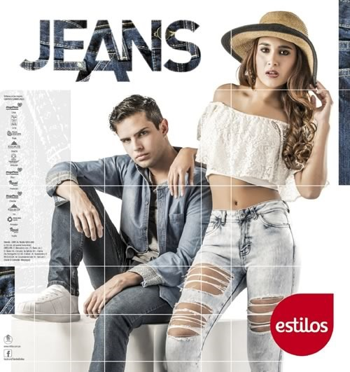 estilos peru catalogo jeans sep oct 2016