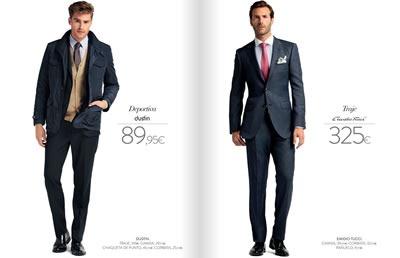 estrena lo nuevo del corte ingles moda caballeros 2013 espana 3