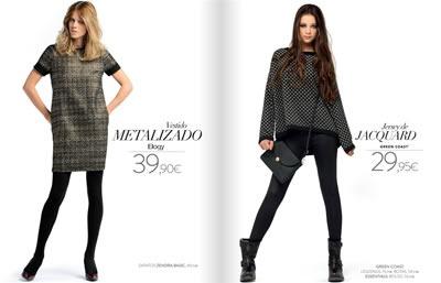 estrena lo nuevo del corte ingles moda damas 2013 espana 2
