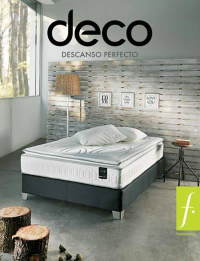 falabella argentina catalogo camas colchones abril 2014