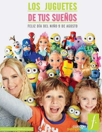 falabella argentina ofertas juguetes dia del nino 2015